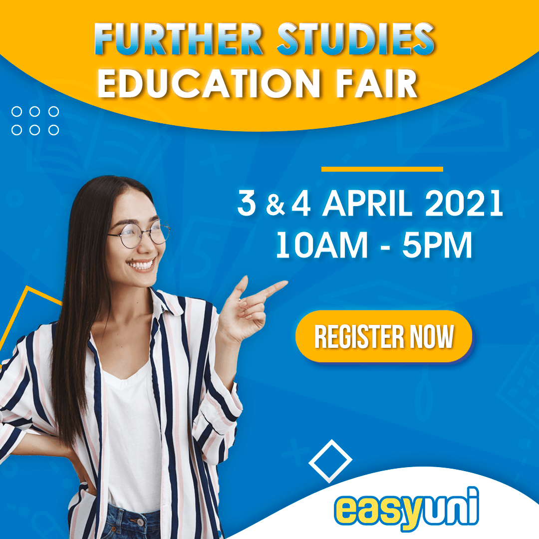 Further Studies Education Fair's hero image